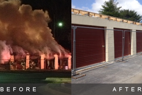 Commercial Fire Resoration Services