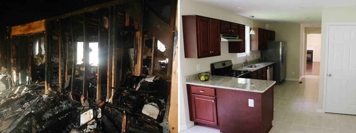 Fire Damage Restoration - Rockville, MD