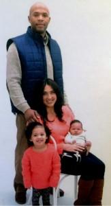 Robert Eady Family