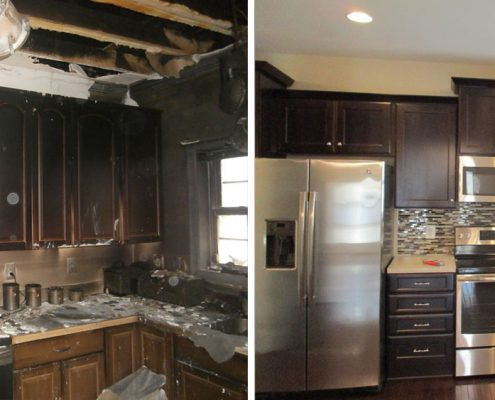 Fire Damage Remodel