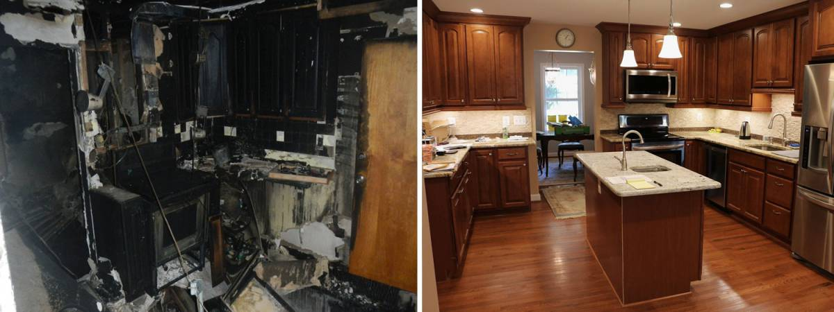 rockville maryland fire damage restoration