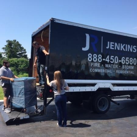 jenkins loading truck