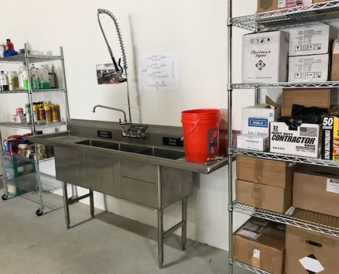 jenkins restorations warehouse cleaning sinks