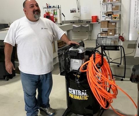 jenkins restorations air washing station