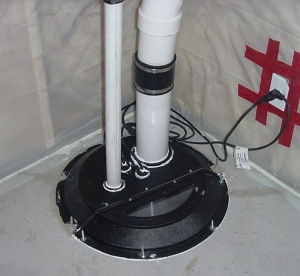 Sealed Sump Pump