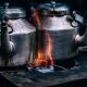 Fighting Kitchen Fires