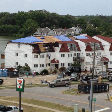 Summer Point Condo Temp Repair