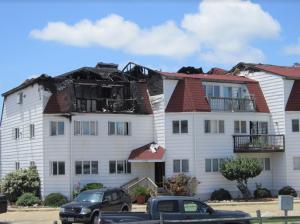 fire damage restoration summer pointe condos