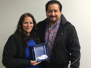 Martha Martinez, 2018 Servant's Heart Award