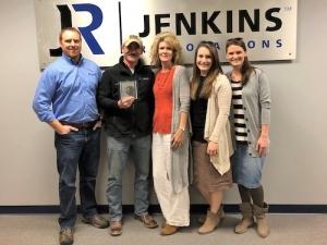John Felmet, 2018 Servant's Heart Award