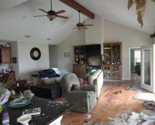 Corpus Christi Fire Damage