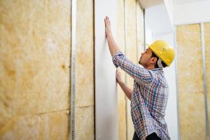 water damaged drywall repair